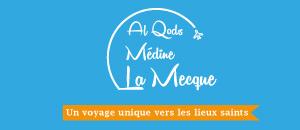 Al Qods Médine La Mecque