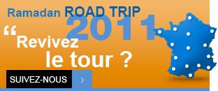 Tour de France des mosquées 2011