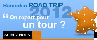 Tour de France des mosquées 2012