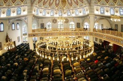 Mosquée Merkez - REUTERS/Ina Fassbender