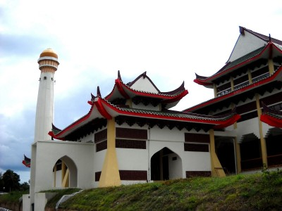 Mosquée Sultan Ismail Petra Silver Jubilee
