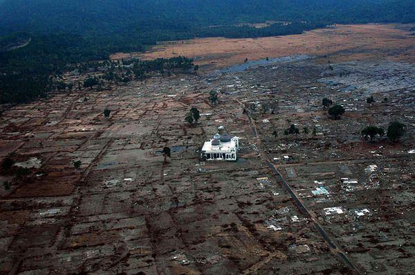 Mosquée Tsunami