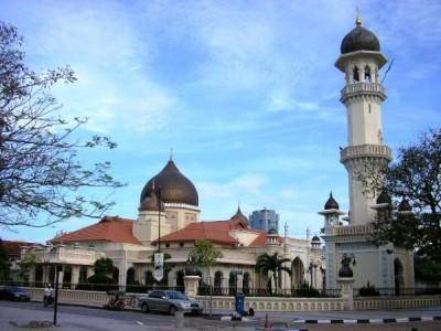 mosquee kaptainnkeiling