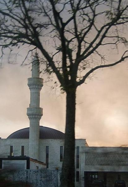 Mosquée des turcs Nantes