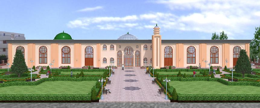 mosquee de Reims