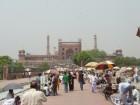 jama masjid entree principale