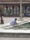 Jama Masjid ablution
