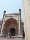 Jama Masjid la grande porte