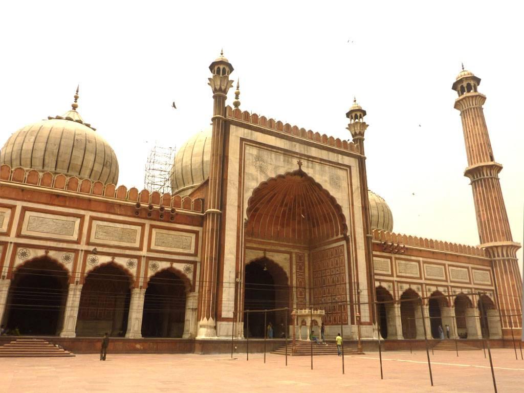 Jama Masjid à New Delhi, Inde