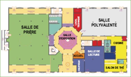 plan mosquee reims 1