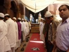 jama masjid - 2 secondes avant priere