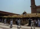 jama masjid vue  apres priere