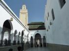minaret mosquée maroc