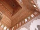plafond en bois salle de prière bis