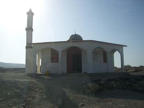 Mosquee Djibouti