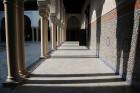 couloir mosquée de paris