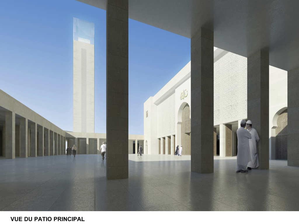 La grande mosquée de Marseille toujours en attente