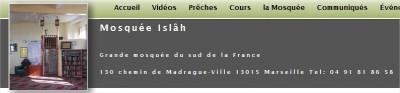 mosque islah de marseille