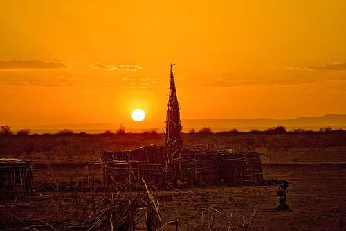 mosquee bois ethiopie