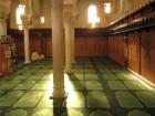 salle de prière mosquée de paris