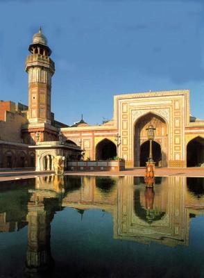 wazir khan mosquee