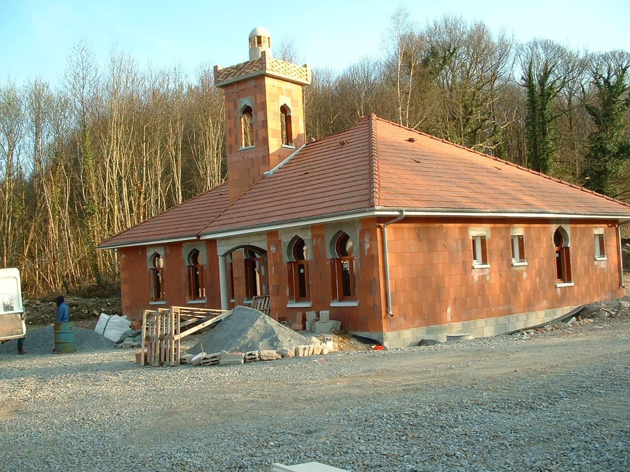 La mosquée de Guéret (Creuse) inaugurée DSCF0032