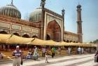 HDR maja masjid porte-w1024-h1024