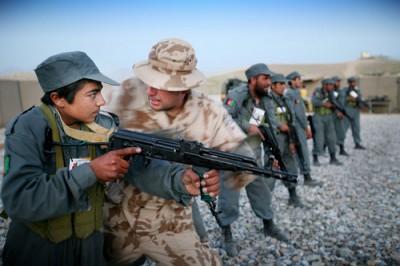 afghanistan army usa