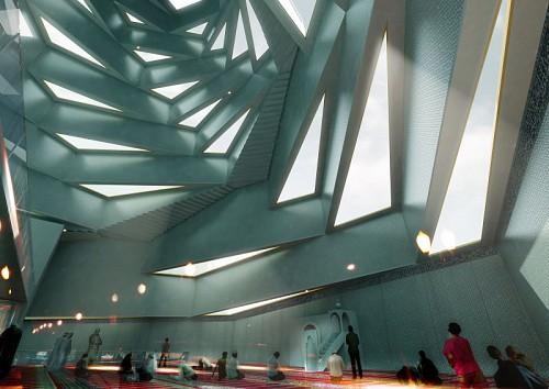 Mosquée de Copenhague, un projet Bjarke Ingels