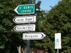 panneau direction mosquee saint denis