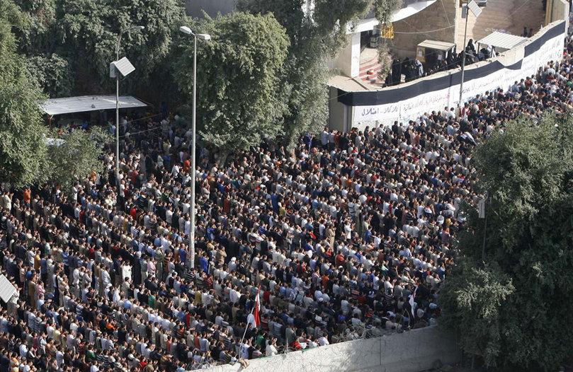 Des mosquées pleines pendant le ramadan