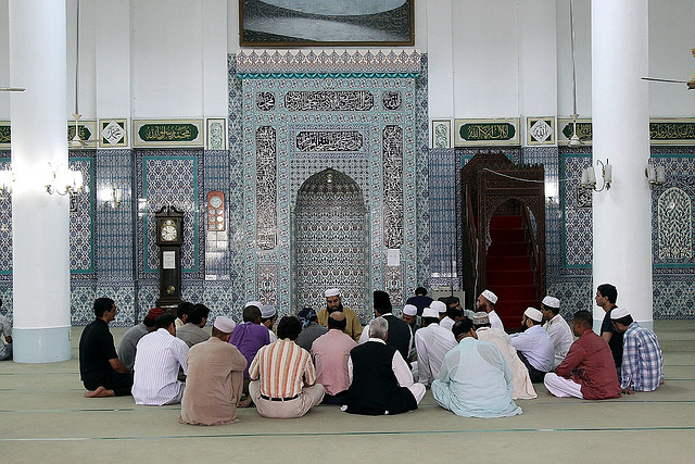 grande mosquée de séoul (6)