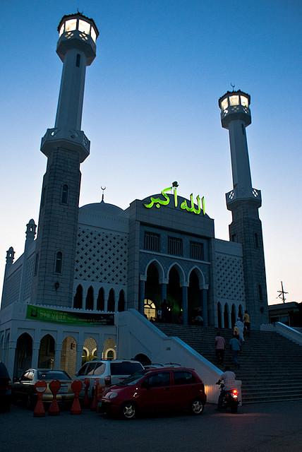 Mosquee de Séoul