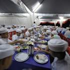 iftar étudiants musulmans malaisie