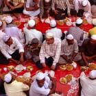 iftar mosquée new delhi
