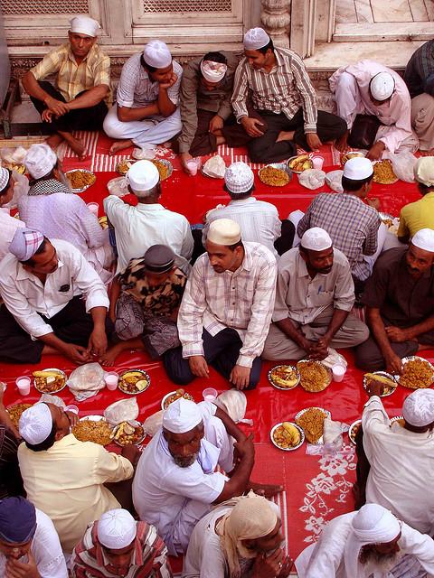 Iftar sous objectif