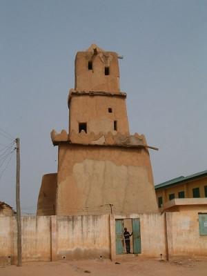 mosquée Gobarau