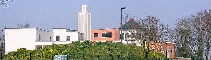 La première mosquée en Basse-Normandie