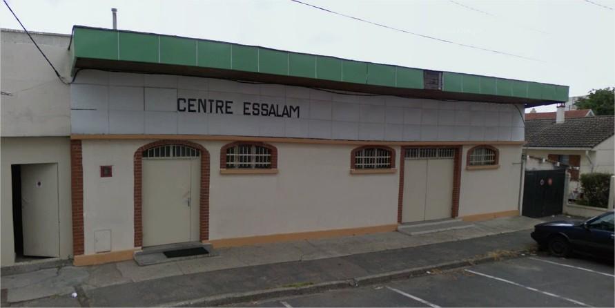 Rupture du jeûne à la mosquée As salam, Le Havre