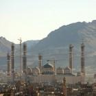 Minarets in Sanaa, Yemen