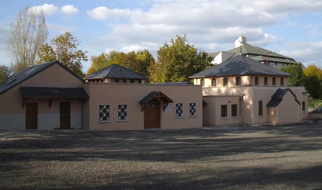 Les mosquées s'inscrivent dans le patrimoine français
