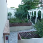 jardin arriere cours 140x140 La grande mosquée de Vigneux sur Seine