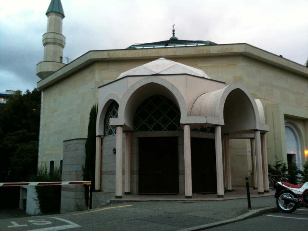 Google visite la mosquée le vendredi