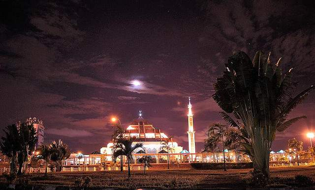 mosquée batam