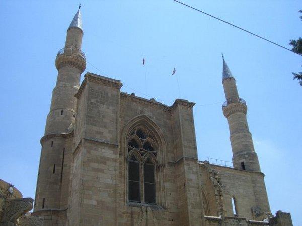 Chypre, l'île des mosquées cathédrales