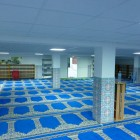 salle de prière sous sol