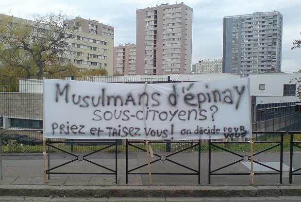 Quand la Mosquée de Paris invite des agents de sécurité dans une Mosquée…