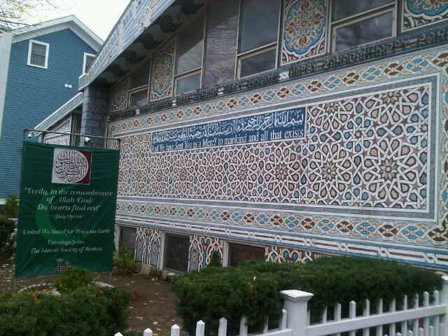 La mosquée de Boston, Joumou'a du 15 octobre 2010