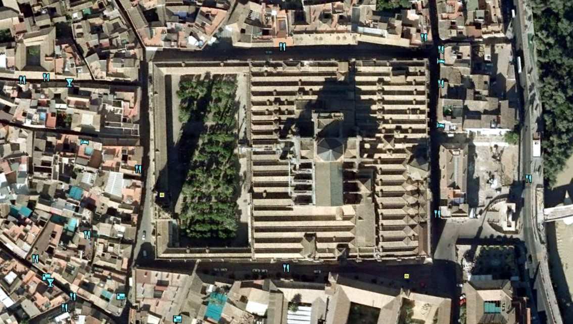 mosquée de cordoba