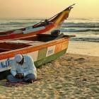 prière plage